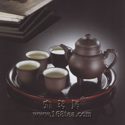 紫砂茶具前后的历史