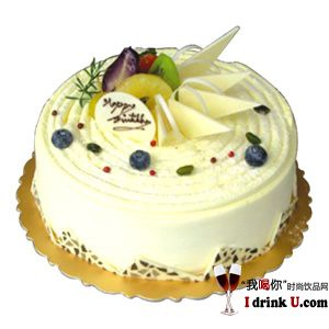 香草奶茶蛋糕的做法