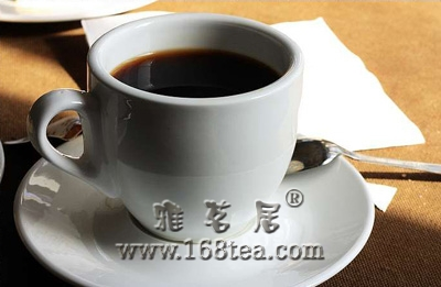 改造后的美式咖啡