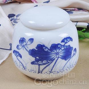 陶瓷罐的分类