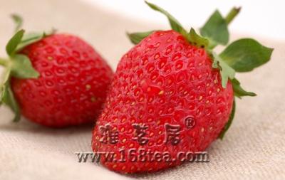 草莓能减肥吗?