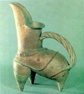 新石器时代的陶瓷(二)