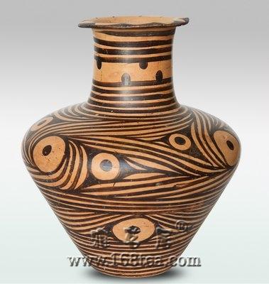 新石器时代的陶瓷(一)