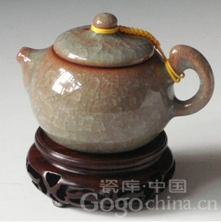 喝出健康茶之陶瓷茶具的保养