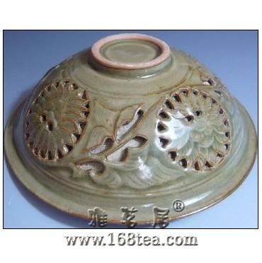 宋耀州窑釉面特征