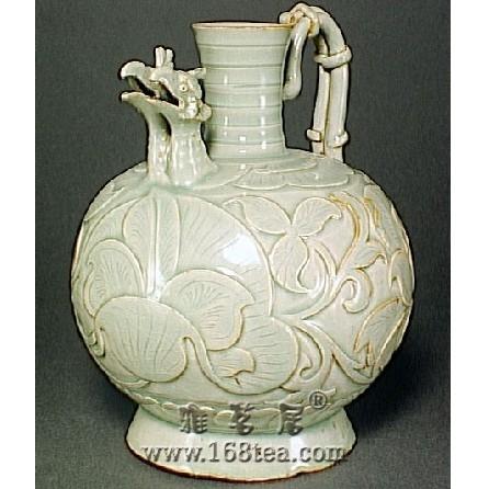 宋耀州窑瓷器的款识