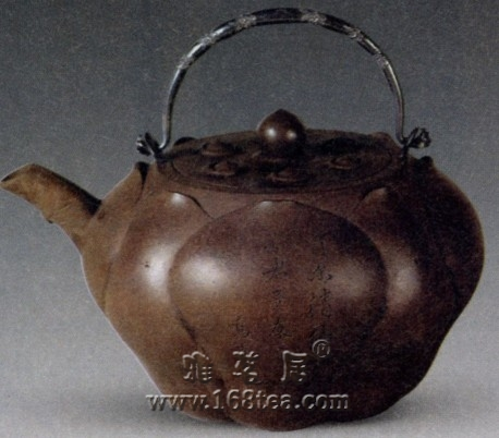 清代紫砂高手陈汉文和陈鸣远
