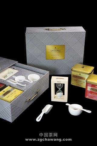 川宁推出中秋红茶礼盒:皇家经典礼盒