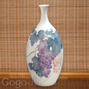 古代陶瓷瓶的分类造型(二)