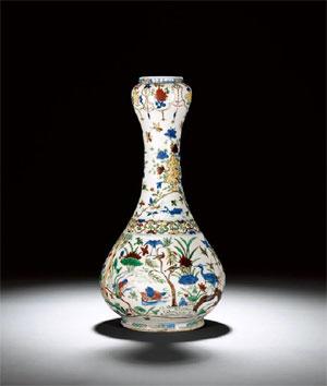 万历年间瓷器特点及辨伪方法