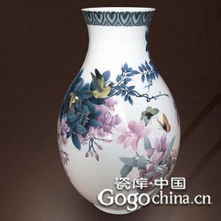 手绘陶瓷工艺