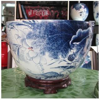 古陶瓷的修复―作色