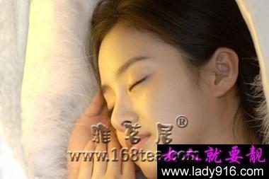 七种疾病的正确睡姿