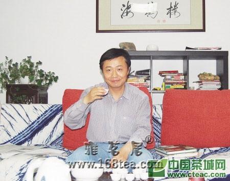 著名学者黄开发:茶香飘远,行者