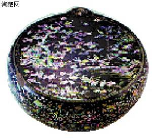 明清宫廷漆器仿品可卖一两万元(图)