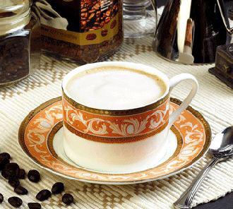 康宝蓝咖啡的美——咖啡品鉴
