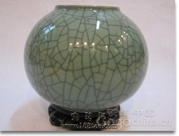 开片原理在古陶瓷鉴定中的应用