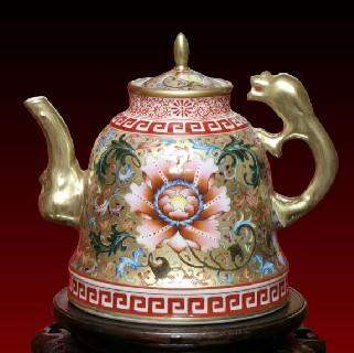 华夏悠久的制瓷历史