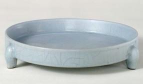 官窑汝瓷的开片——汝窑瓷器收藏