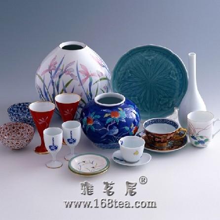 日本瓷器的门类和品种(一)