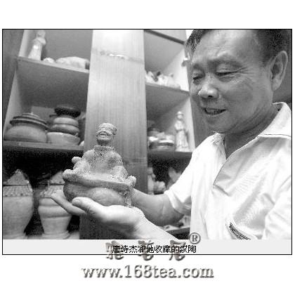 汉陶俑收藏迷唐诗杰的故事