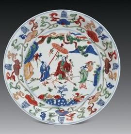 清三代混合彩瓷的六种组合(上)