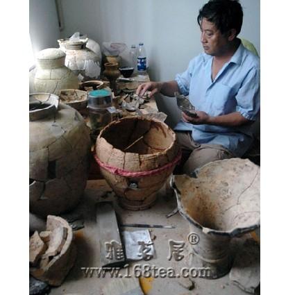 古陶瓷修补工具与材料(一)