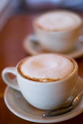 秋日午后的Breve Latte 布列夫咖啡――咖啡品鉴