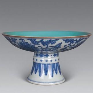 古代陶瓷盘的造型分类