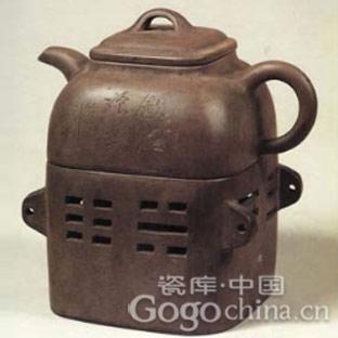冯彩霞和吴月亭清代宜兴制壶高手