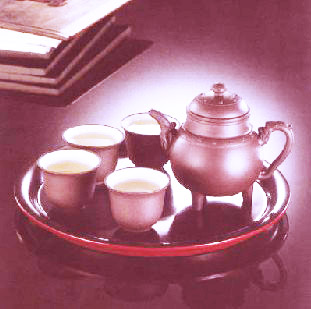紫砂壶禅语