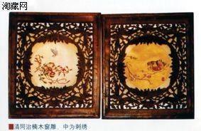 珍奇的江南古木雕(图)