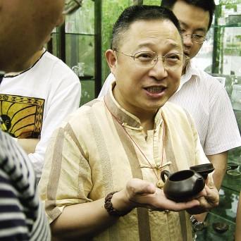 葛韬大师谈紫砂壶泡茶艺术