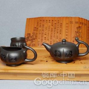 紫砂茶具的特点