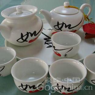 白瓷—适宜白茶冲泡的茶具