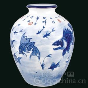 当代青花瓷的收藏价值