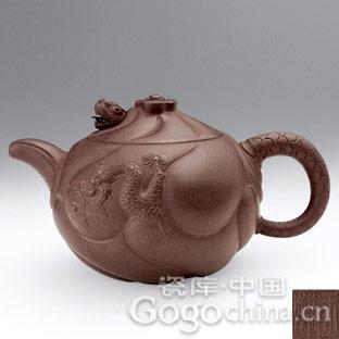 清康熙、雍正、乾隆三代紫砂器特征