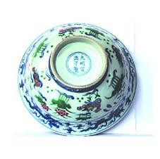 明、清官窑瓷器的品种(上)