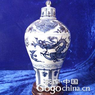 青花瓷的历史与鉴定