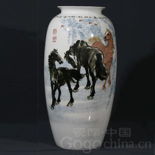 北京故宫博物院明代清代陶瓷收藏品精粹