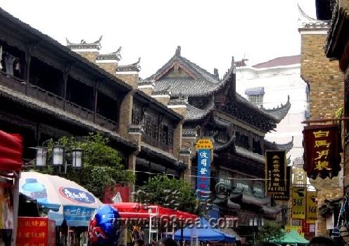 景德镇瓷器街的传说