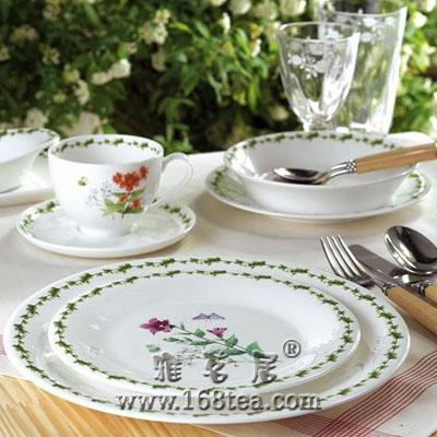 如何挑选实用的瓷器餐具