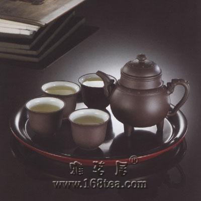 紫砂的开壶和养壶