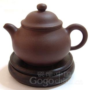 中国紫砂壶款识的表现方法