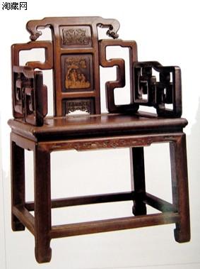 赏心悦目的明清椅子(图)