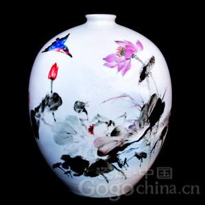 中国现代瓷器艺术品收藏价格看涨