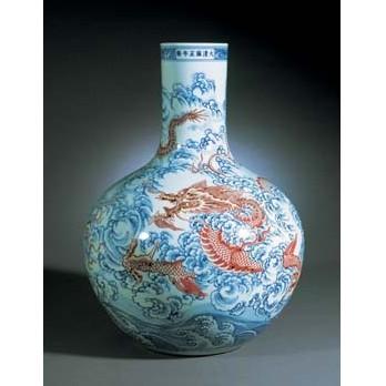 雍正青花瓷与前代相比有何差异?―瓷器问答第六十九问