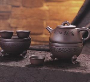 茶馆里的百姓生活