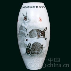 古陶瓷独领风骚的局面已经不再,国内的陶瓷收藏新老瓷各展风采
