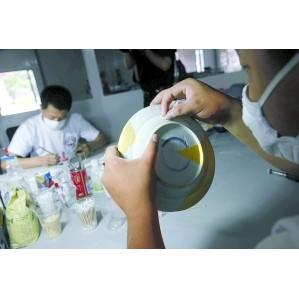 瓷器修饰的常用方法